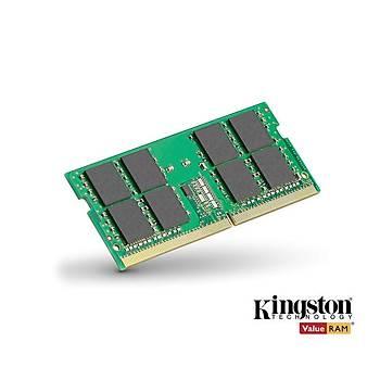 Kingston KVR24SE17S8/8 8 GB DDR4 2400MHZ 1Rx8 CL17 ECC  Sunucu Bellek
