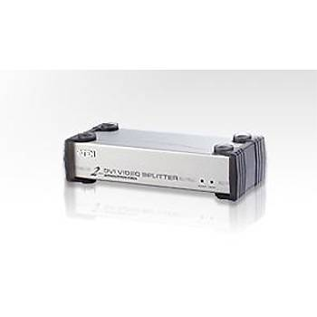 Aten VS162 2 Port DVI-D (24+1) 1920X1080 Diþi-Diþi DVI Video Çoklayýcý Spliter