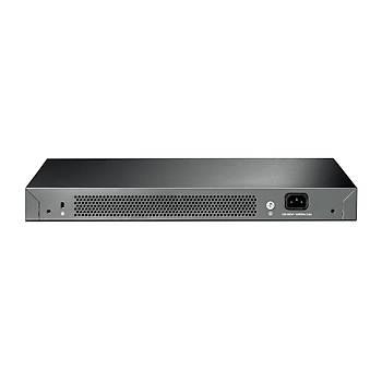 Tp Link T2600G-28TS (TL-SG3424) 24 Port Gigabit 4 Port SFP L2 Managed
