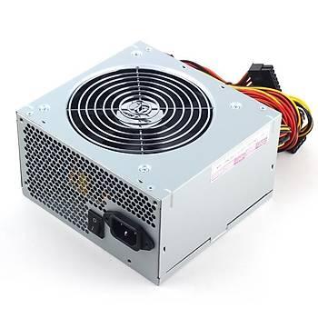 High Power HPE-600-A12S 600W Eco 12cm Fan Güç Kaynaðý