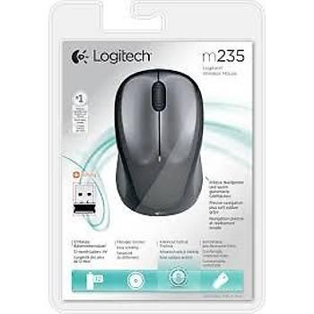 Logitech 910-002201 M235 Coltmate Kablosuz Gri Mouse