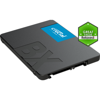 Crucial CT240BX500SSD1 240 GB BX500 540/500 MB/s 2.5 inch SSD Harddisk