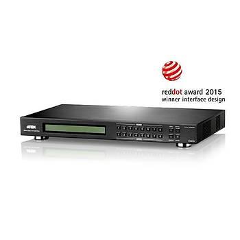 Aten VM5808H 15 Mt 8 Giriþli 8 Çýkýþlý HDMI 1080p 1.4 Uzaktan Kumandalý HDMI Matrix Switch