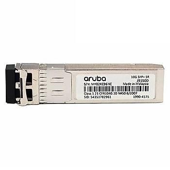 Hp J9150D Aruba 10G SFP+ SR 300m OM3 MMF Fiber Optik SFP Modül