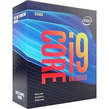 Intel BX80684I99900Kf CI9 9900KF SC 1151 3.6Ghz 16Mb Coffe Lake Intel Ýþlemci