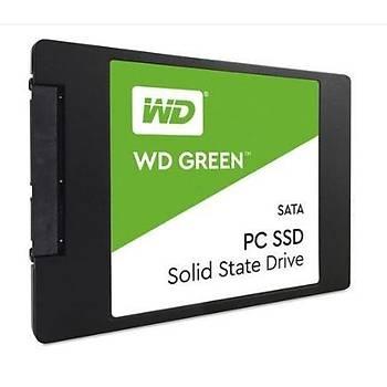 Western Digital WDS480G2G0A 480 GB 545/465Mb/s 2.5 inch SATA Green SSD Harddisk