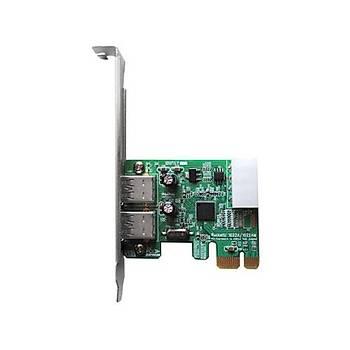 Highpoint RU1022A Usb 3.0 Pcý X 2.0 X 1 Kontrol Kartý
