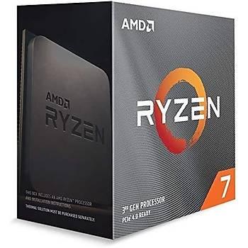 Amd 100-100000279WOF Ryzen 7 3800XT SC-AM4 3.9GHZ 32MB 105W AMD Ýþlemci