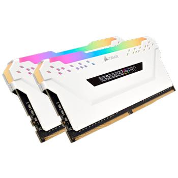 Corsair CMW32GX4M2C3200C16W 16 GB (2x8) DDR4 3200Mhz CL16 Vengeance Pro RGB Bilgisayar Bellek