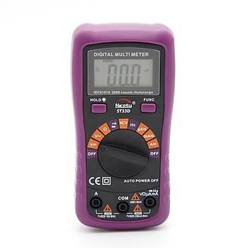 Beek BT-ST33D Dijital Multimetre