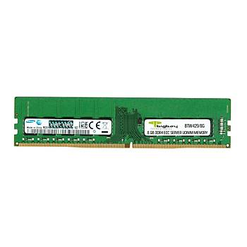Bigboy BTW429/8G 8 GB DDR4 2933MHZ CL11 1Rx4 ECC Sunucu Bellek