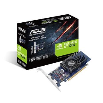 Asus Gt1030-2G-Brk 2Gb Gddr5 Nvýdýa Gt1030 64Bit Hdmý Dvý Dp Vga Ekran Kartý