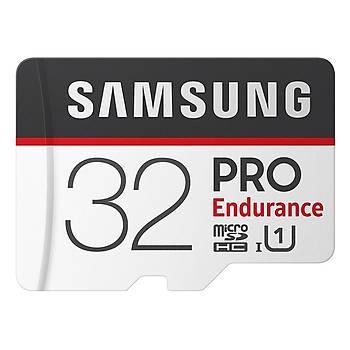 Samsung MJ32GA/APC 32 GB Endurance Class 10 100/30MB/s microSD Hafýza Kartý