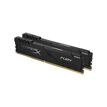 Kingston HX432C16FB3K2/16 16 GB (2x8) 3200Mfz DDR4 CL16 Hyperx FuryBilgisayar Bellek