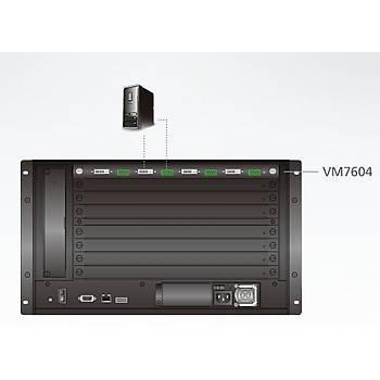 Aten VM7604 4 Port DVI Input 1080Ý 1080P DVI Çoklayýcý Splitter