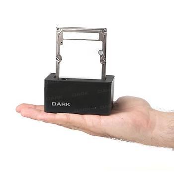 Dark DK-AC-DSD25 StoreX D25 2.5 inch SATA Ultra Kompakt USB 3.0 Disk istasyonu