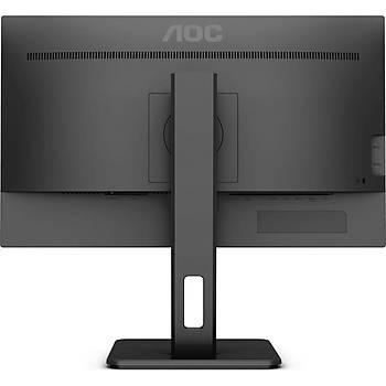 Aoc 27P2C 27 inch 1920x1080 4ms 75Hz Type-C KVM Multmedia HDMI DP Monitör