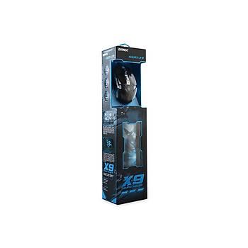 Everest SGM-X9 3200Dpi Mouse Pad Hediye Siyah Oyuncu Mouse