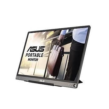 Asus MB16ACE 15.6 inch 1920x1080 5ms USB Type-C Siyah Monitör