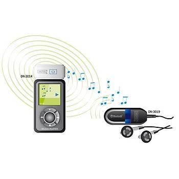 Digitus DN-3019 Kulak içi Þarj Edilebilir Bluetooth Mikrofonlu Kulaklýk