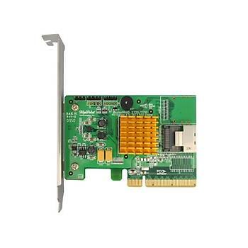 Highpoint RC3240X8 SFF-8087 mini SAS PCIe X 2.0 X 8 Cache Kart
