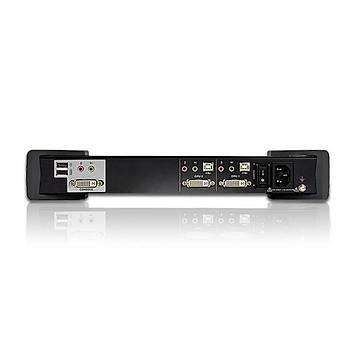 Aten CS1182 2 Pc Dvý 2 Port USB 2.0 Guvenli Kvm Switch