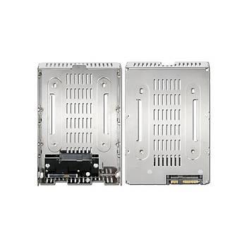 Icy Dock MB482IP-3B Ez Convert 2.5 inch x 1 Yuva 3.5 inch Çevirici Disk Kýzak