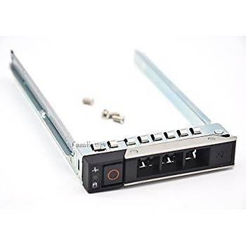 Oem OT-DXD9H Dell Uyumlu 2.5 inch x 1 Yuva 2.5 inch Çevirici Disk Kýzaðý