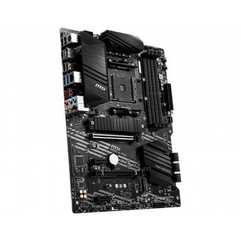 Msý B550-A PRO SC-Am4 B550 DDR4 4400(OC) M2 ATX Ryzen AMD Anakart