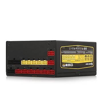 High Power HPJ-1200GD-F14B 1200W 80+ Gold Astro Gd 13.5cm Fanlý Güç Kaynaðý