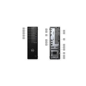 Dell N008O3080SFF OptiPlex 3080 SFF CI3 10100 8GB 256GB SSD Win10 Pro Masaüstü Bilgisayar