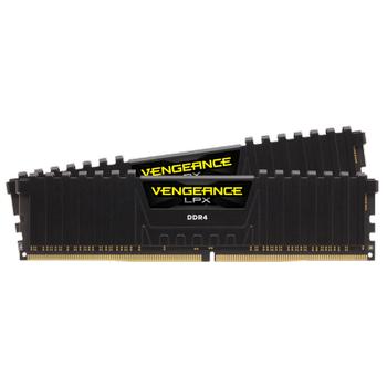 Corsair CMK32GX4M2E3200C16 32 GB (2x16) DDR4 3200Mhz CL18 LPX Bilgisayar Bellek