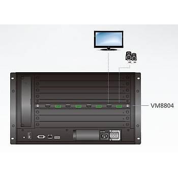 ATEN ATEN-Vm8804 4 Port Hdmı Output 1080İ 1080P Hdmı Çoklayıcı