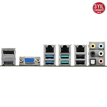 Asus WS C246M PRO/SE Sc-2066 C246 DDR4 2666Mhz M2 2xLAN ATX Intel Sunucu Anakart