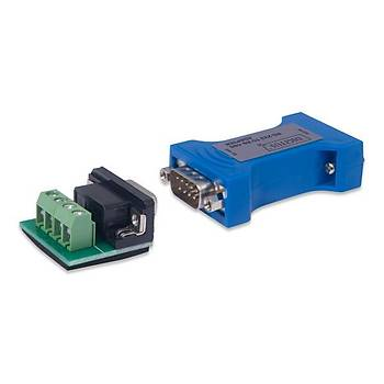 Digitus DA-70161 RS232 to RS485 Erkek-Diþi Çevirici Adaptör