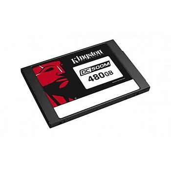 Kingston SEDC500M/480G 480 GB 555/525Mb/s 2.5 inch SATA SSD Sunucu Harddisk