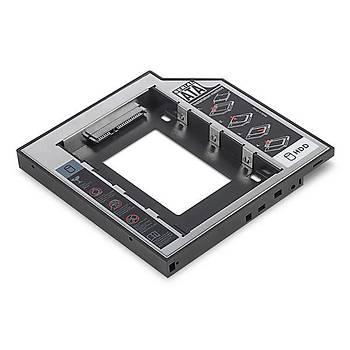 Digitus DA-71109 12.7mm SSD/HDD SATA Harddisk Kasasý