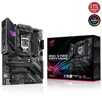 Asus ROG STRIX B460-F GAMING SC-1200 B460 DDR4 2933Mhz M2 ATX Intel Anakart
