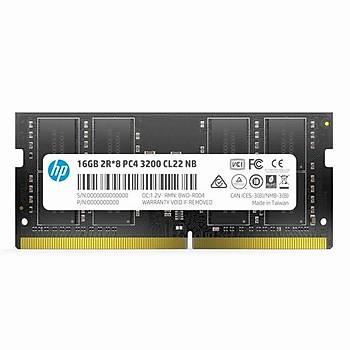 Hp 2E2M7AA 16 GB DDR4 3200Mhz CL22 S1 Notebook Bellek