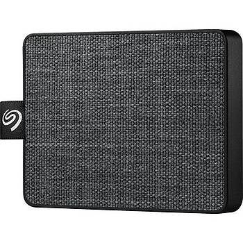 Seagate STJE1000400 1 TB One Touch Siyah 2.5 inch USB 3.0 SSD Harici Harddisk