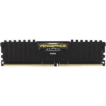 Corsair CMK16GX4M1Z3600C18 16 GB DDR4 3600Mhz CL18 Vengeance LPX Bilgisayar Bellek