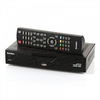 Dark DK-TV-SBT20 SBT20 Dijital Karasala HD Yayýn Alýcýsý