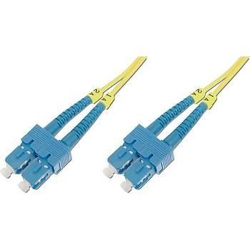 Beek BC-FO-9SCSC-20 20 Mt SC-SC 09/125 LSZH SingleMode Duplex Patch Cord Kablo