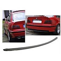 BMW E36 ARKA BAGAJ ÜSTÜ SPOYLERÝ ÝNCE TÝP 1991-1998