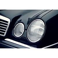 MERCEDES W210 ÖN FAR NÝKELAJ SETÝ TAKIM 4 ADET 1996-1999