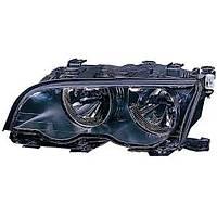 BMW E46 ÖN FAR SOL  COUPE SÝYAH  2001-2003