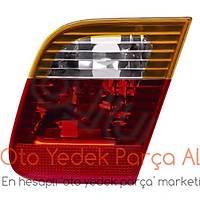 BMW E46 ARKA STOP ÝÇ SOL  KIRMIZI-BEYAZ-SARI SEDAN 2002-2005