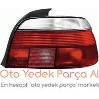 BMW E39 ARKA STOP SOL  BEYAZ SÝNYALLÝ 1996-2000