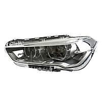 BMW F48 Komple Far Sol LED Motorlu (Modülsüz, Kartsýz)  2016/- 63117436461