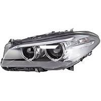 BMW F10-LCI Komple Far Sol Beyaz Sinyal Bi-Xenon Motorlu (Modülsüz, Kartsýz)  2014-16 63117343911